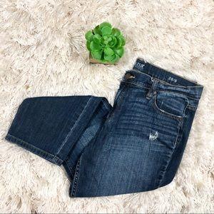 A.N.A | Boyfriend Dark Wash Jeans 28/6